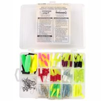 Crappie Magnet Best of the Best Kit Box (117-Piece)