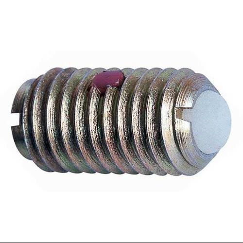 TE-CO 53807X01 Plunger w/o Locking, Ball, 5/16, 37/64, PK5