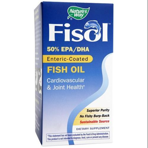 Fisol-Fish Oil Nature's Way 90 Softgel
