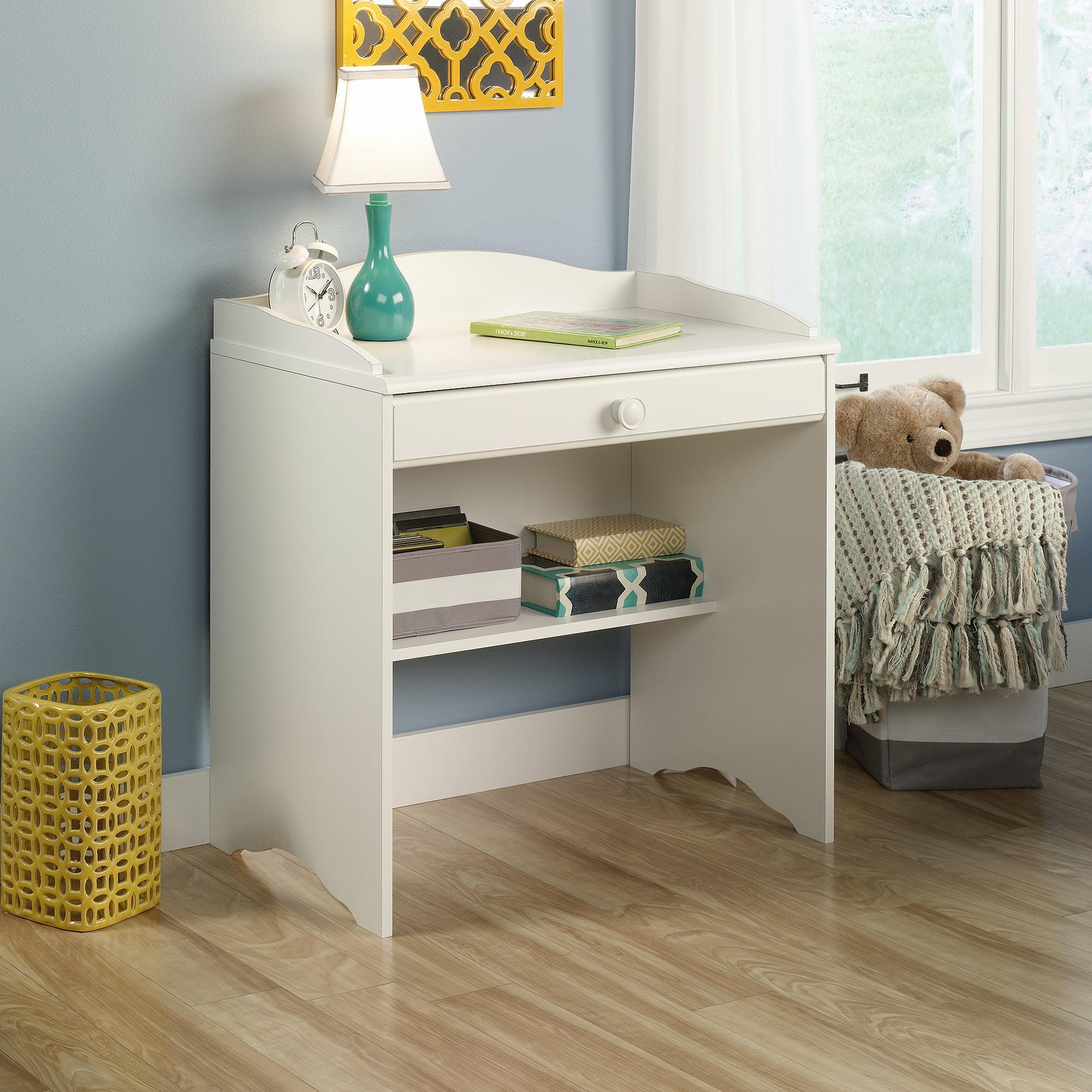 Sauder Storybook Desk, Soft White