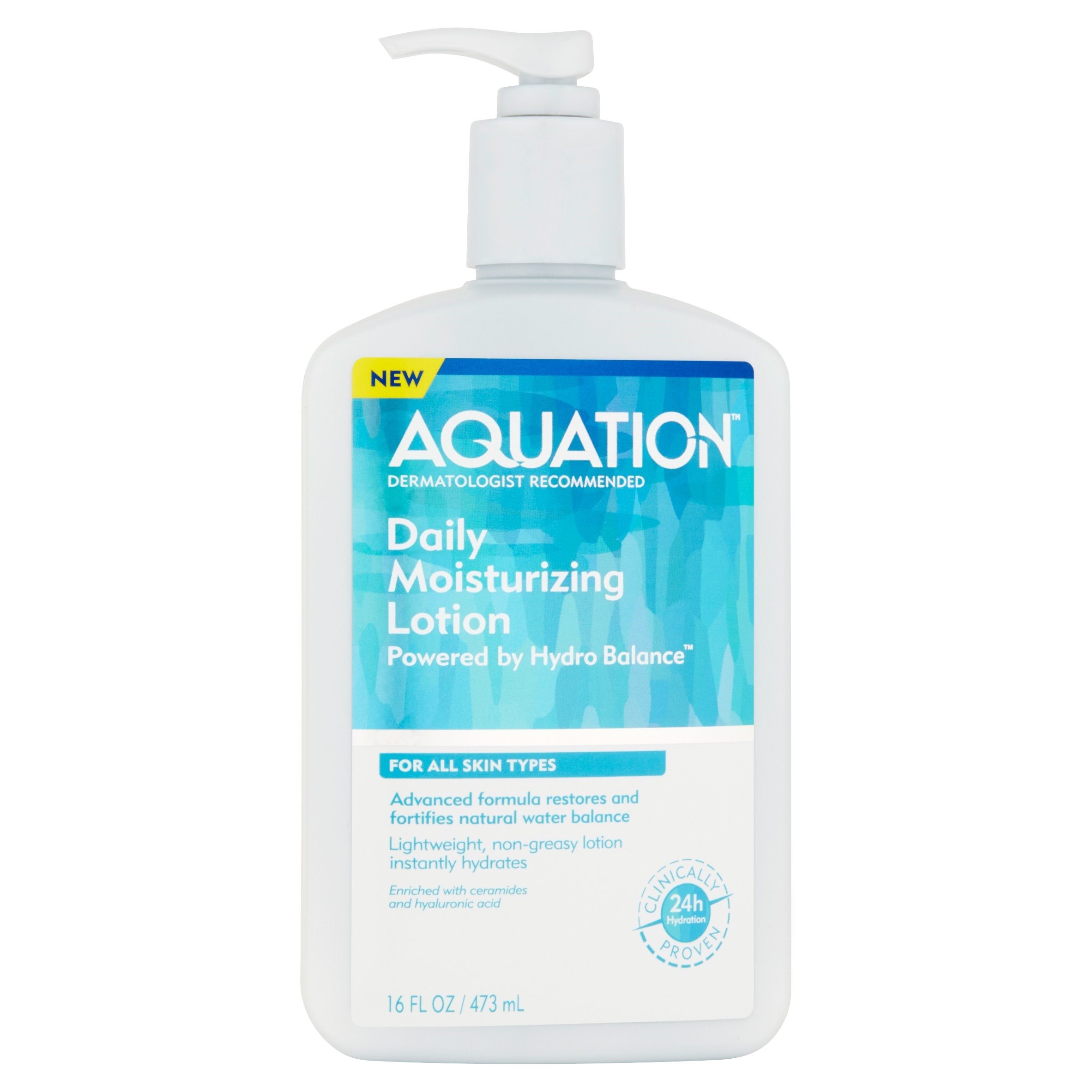 Aquation Daily Moisturizing Lotion, 16 fl oz