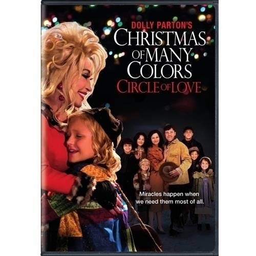 dolly partons christmas of many colors circle of love dvd walmartcom