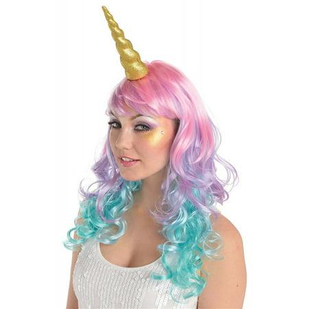 Unicorn Headband Adult Costume Accessory