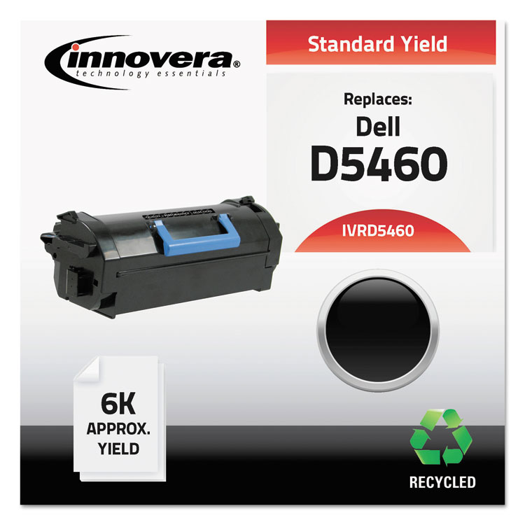 Remanufactured 3319797 (5460) Toner, Black