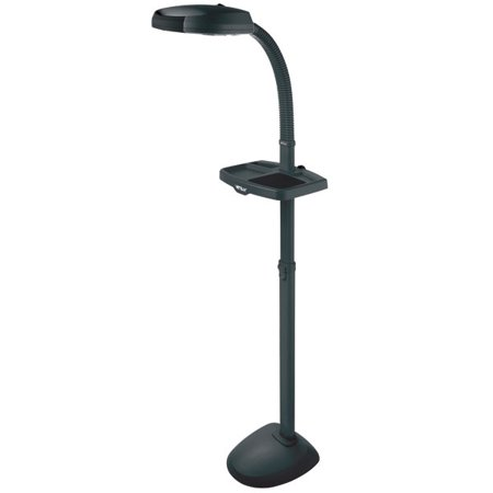 Verilux Easyflex Full Spectrum Floor Lamp Graphite