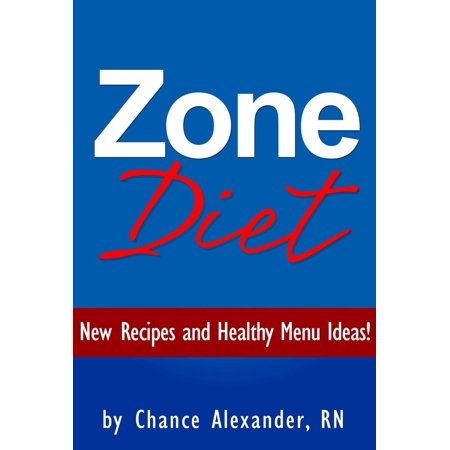 Zone Diet: New Recipes and Healthy Menu Ideas! - eBook](Halloween Menu Ideas Names)