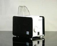 Mini Cool Mist Ultrasonic Humidifier Color: Black