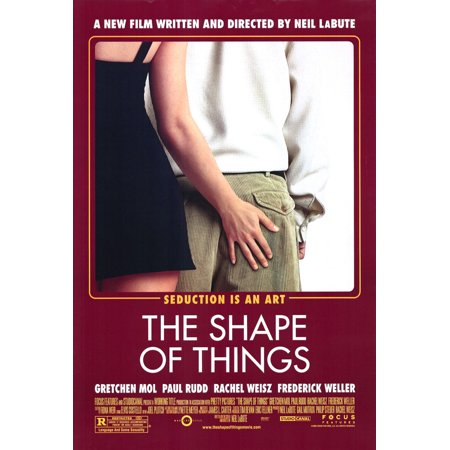 The Shape of Things POSTER Movie Mini Promo
