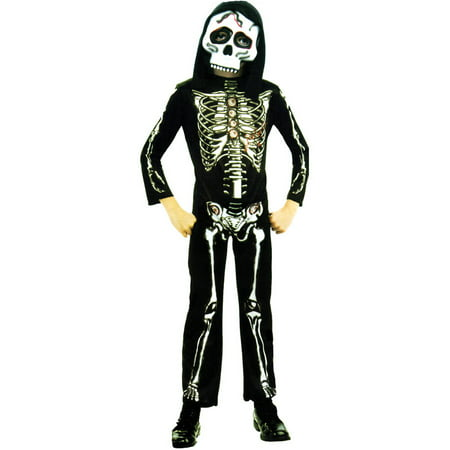 Skeleton Boys Child Halloween Costume