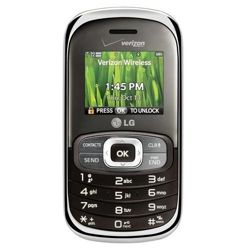 LG Octane VN530 - Silver Brown (Verizon) Cellular Phone manufacture refurbished