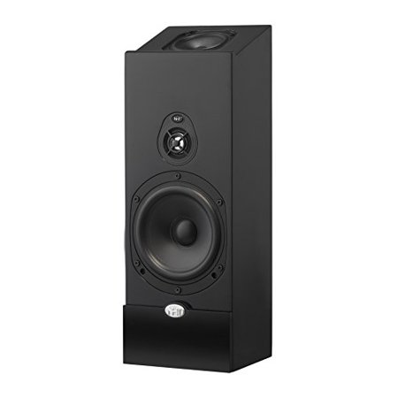 NHT Media Series 2-Way Dolby Atmos Satellite Speaker (Single) - High Gloss Black
