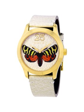 23525d7fa93 Product Image Gucci G-Timeless Butterfly Dial Ladies Watch YA1264062