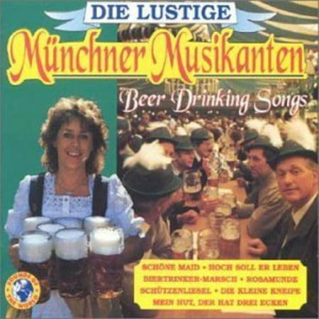 Beer Drinking Songs (Halloween Drinking Songs)