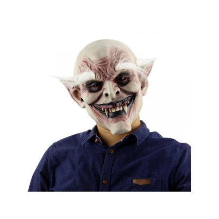 Cheap Zombie Halloween Masks (Halloween Bloody Zombie Skeleton Face Mask Costume Horror Latex Mask)