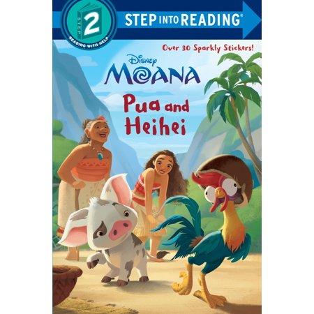 Pua And Heihei  Disney Moana