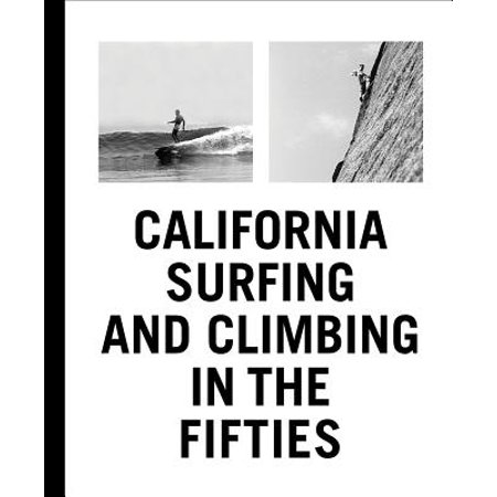 California Surfing and Climbing in the - Fifties Hair