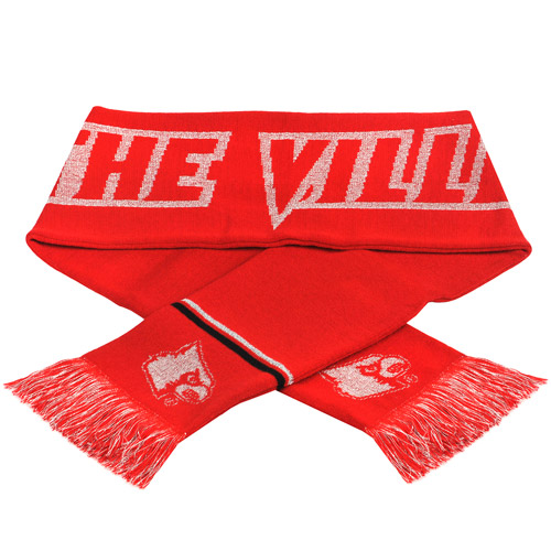 Forever Collectibles NCAA Glitter Scarf, Louisville Cardinals