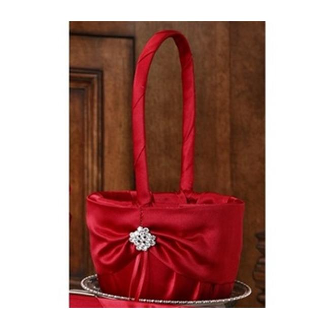 Beverly Clark A01100FB/CLA Garbo-Basket - Claret Claret