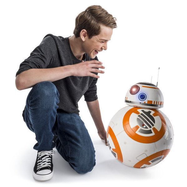 Star Wars Hero Droid BB-8 Fully Interactive Droid by Spin Master Ltd