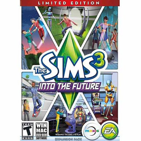 Electronic Arts Sims 3: Into The Future Expansion Pack (Digital Code)