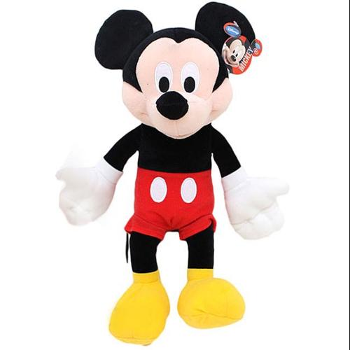 "Plush Disney Mickey Mouse 16"" Clubhouse New Soft Doll Gifts Toys 105241 by Disney"