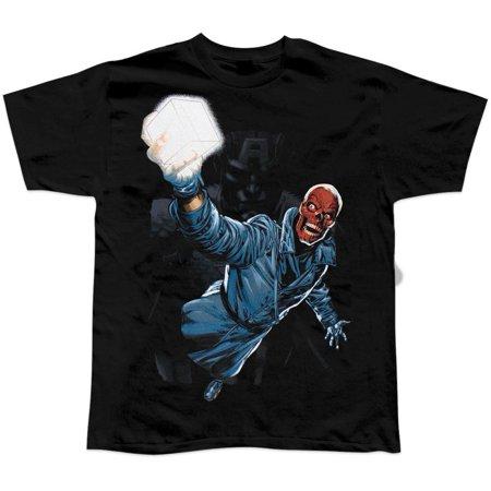 Captain America - Power Cube T-Shirt