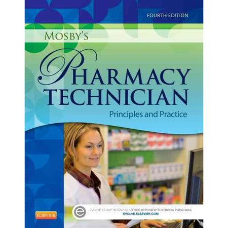 Mosbys Pharmacy Technician  Principles And Practice