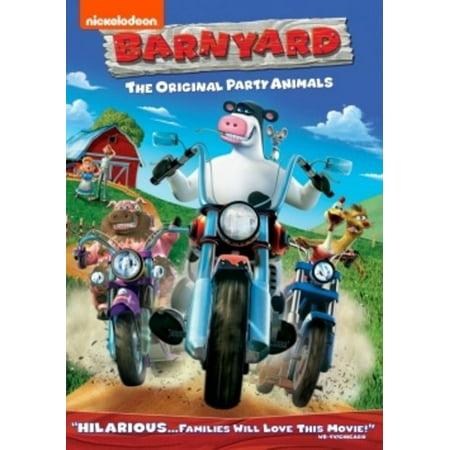Movie Themed Parties Ideas (Barnyard: The Original Party Animals)