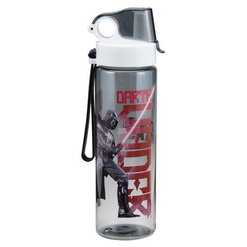 Star Wars Darth Vader 24 Oz Tritan Sport Bottle [avail Q1 2016] (Vandor)