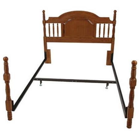 queen low profile hook in steel bed frame. Black Bedroom Furniture Sets. Home Design Ideas