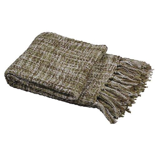 Winston Porter Ora Knitted Throw