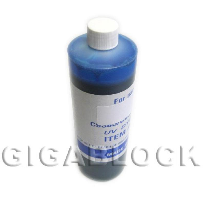 Canon Gigablock UV Dye based Bulk Pint(470ml) Cyan Refill...