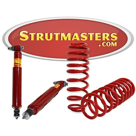 - Strutmasters Performance Rear Air Suspension Conversion Kit with KYB Shocks for a 1992-2002 Mercury Grand Marquis, Ford Crown Victoria, and Lincoln Town Car