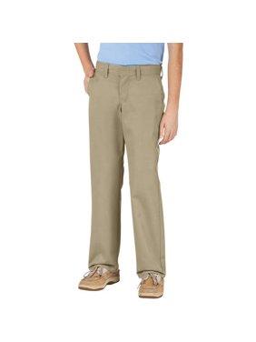 Genuine Dickies Boys School Uniform Slim Double-Knee Multi Pocket Twill Pants (Little Boys & Big Boys)