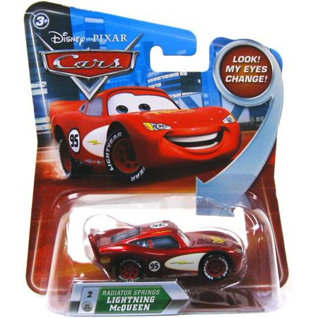 Radiator Springs Lightning McQueen Diecast Car Disney Cars