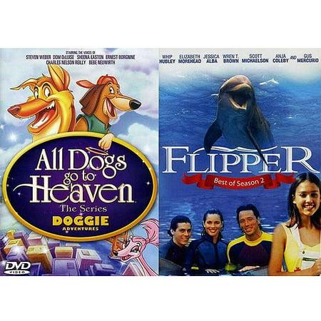 Flipper Best Of Season 2 All Dogs Go To Heaven Full Frame