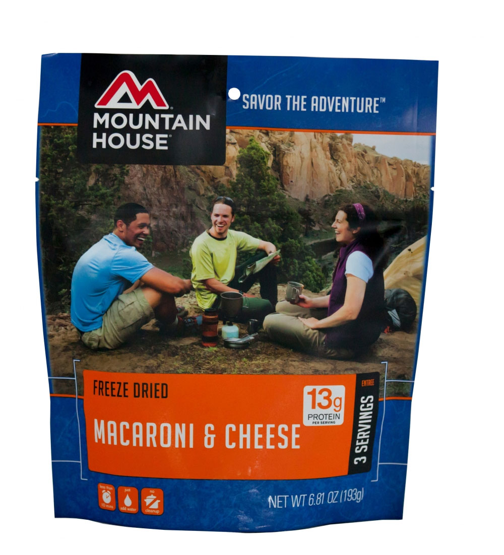 Mountain House Macaroni and Cheese by Mountain House