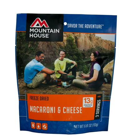 Mountain House Macaroni and Cheese (Best Store Bought Macaroni Salad)