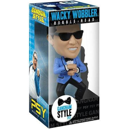Funko Gangham Style Wacky Wobbler Gangnam Style PSY Bobble Head