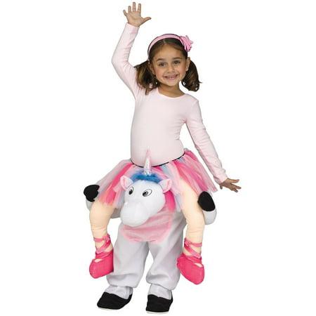 Carry Me Unicorn Toddler - Toddler Unicorn Costume