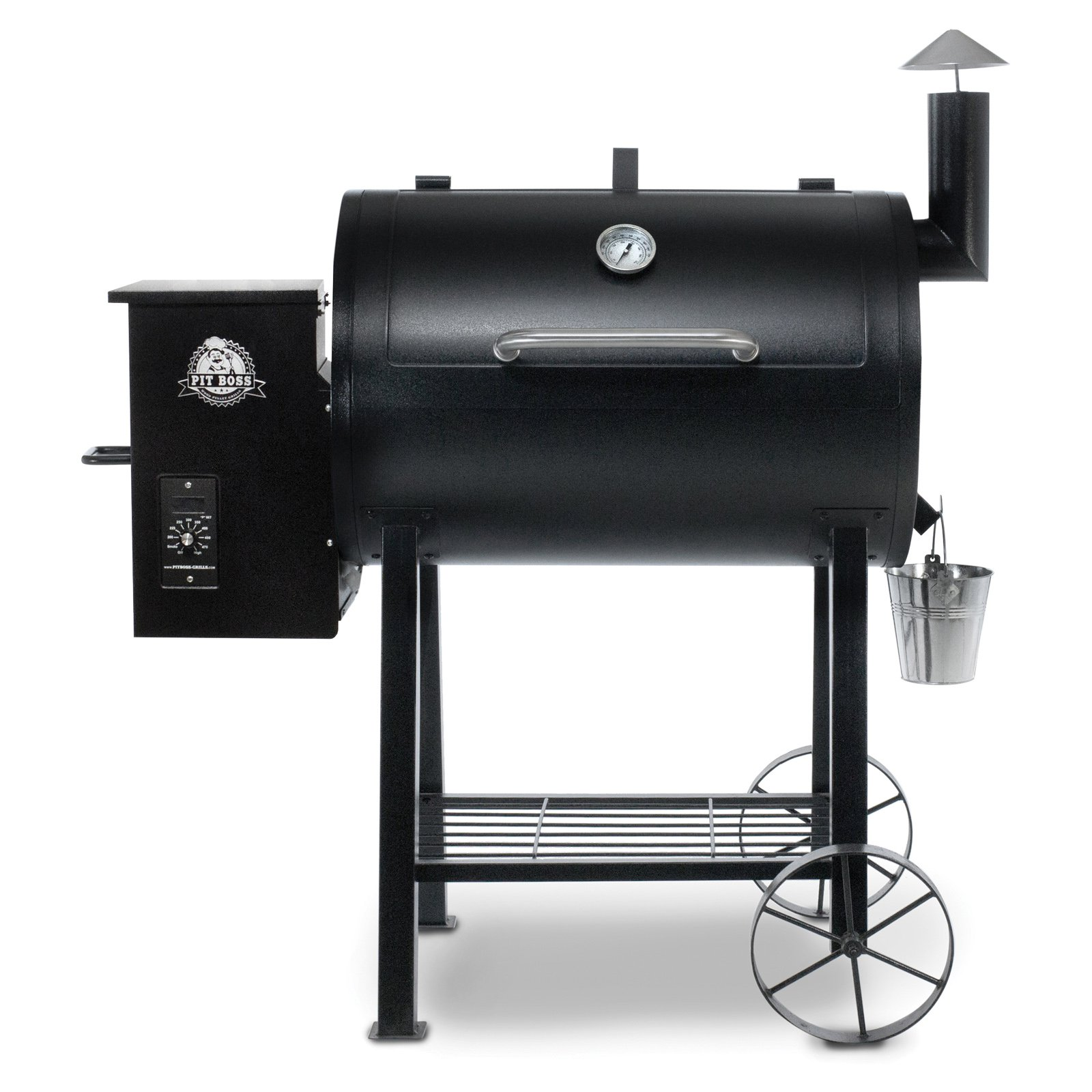 Pit Boss 820FB Wood Fired Pellet Grill w/ Flame Broiler