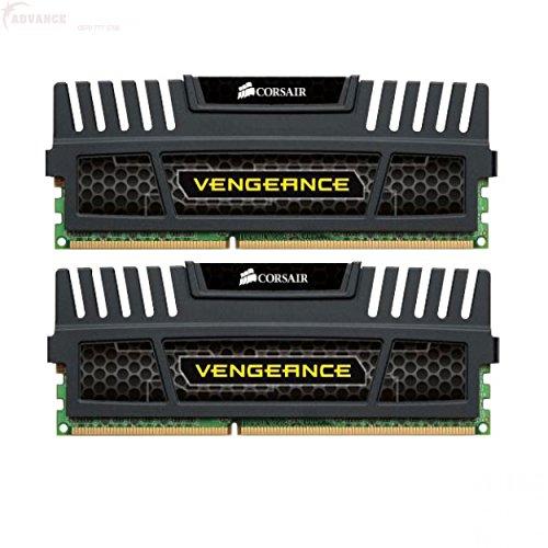 CORSAIR CMZ16GX3M2A2133C10 16GB kit 2133MHz DDR3 Corsair Vengeance Jet Black CMZ16GX3M2A2133C10 16GB DDR3 2133MHz