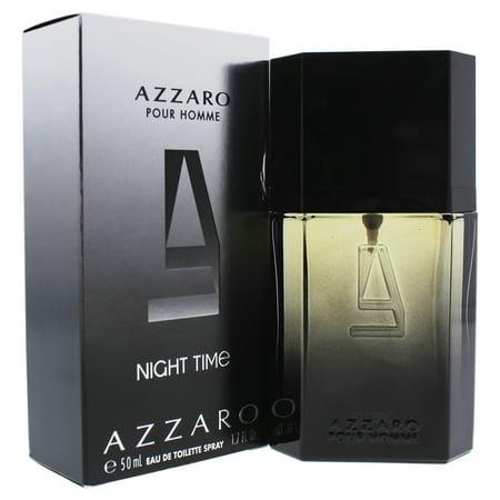 Azzaro Pour Homme Night Time by Azzaro for Men - 1.7 oz EDT Spray