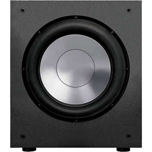 "BIC F-12 12"" 475W Front-Firing Powered Subwoofer"