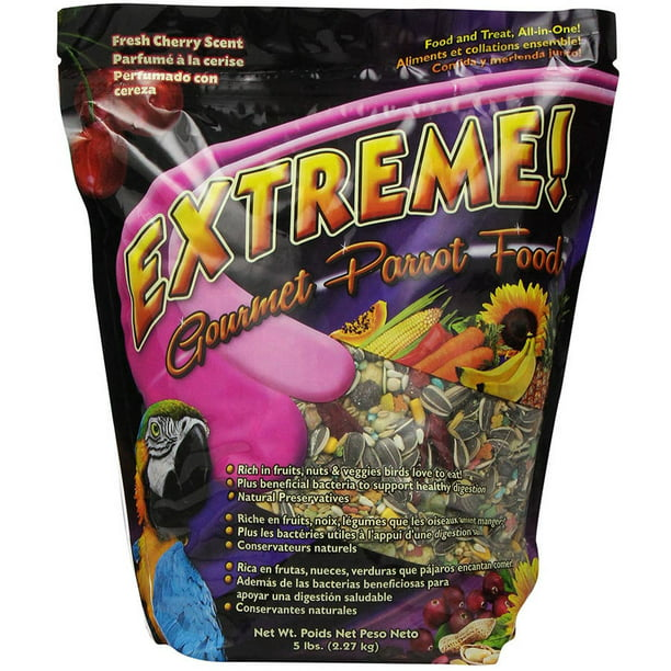 Brown's Extreme! Gourmet Parrot Food, 5 lbs.