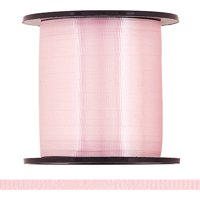 Curling Ribbon, Pastel Pink, 500 yd, 1ct