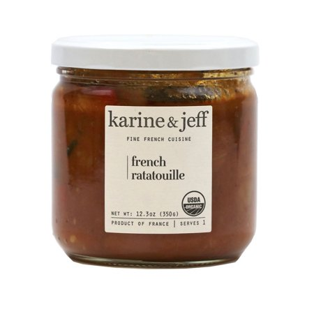 Karine & Jeff - Organic Provencal Vegetable Stew (Ratatouille), 12.3 (Organic Sea Vegetables)