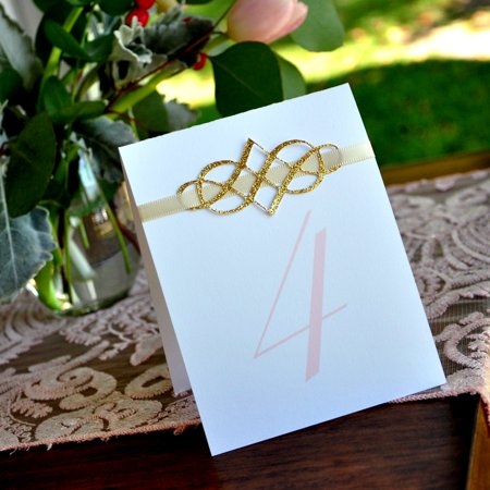 blush table numbers table number tent cards 1 10 wedding table