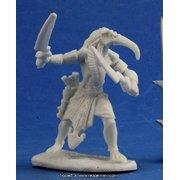 Reaper Miniatures Avatar Of Thoth #77339 Bones Unpainted Plastic RPG Mini Figure