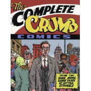 The Complete Crumb Comics Vol. 3 : Starring Fritz the Cat